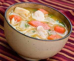 January - National Soup Month