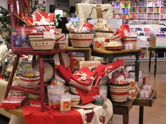 Gift shopping 2012